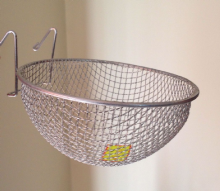 Wire Nest Pan (large basket type)